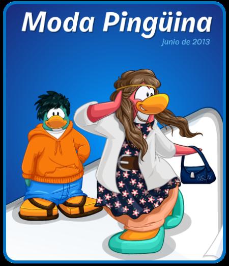 Moda Pingüina Junio 2013